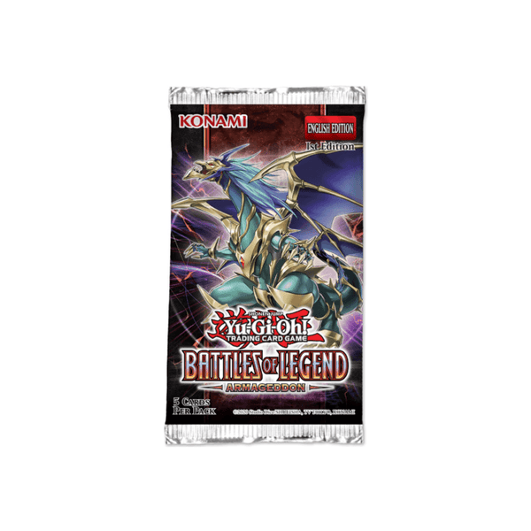 Yu Gi Oh! Battles of Legend Armageddon Booster Box