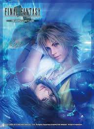 Final Fantasy X Tidus & Yuna sleeves