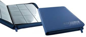 UG 8-Pocket ZipFolio XenoSkin Dark Blue