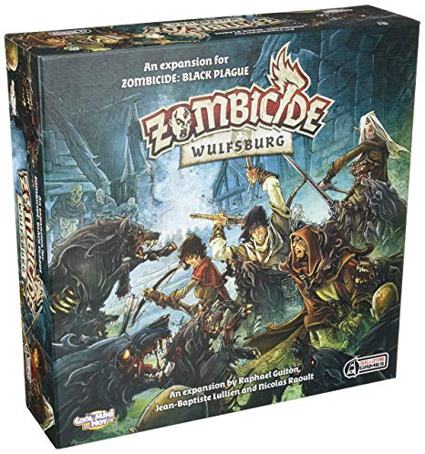 Wulfsburg Zombicide Black Plague