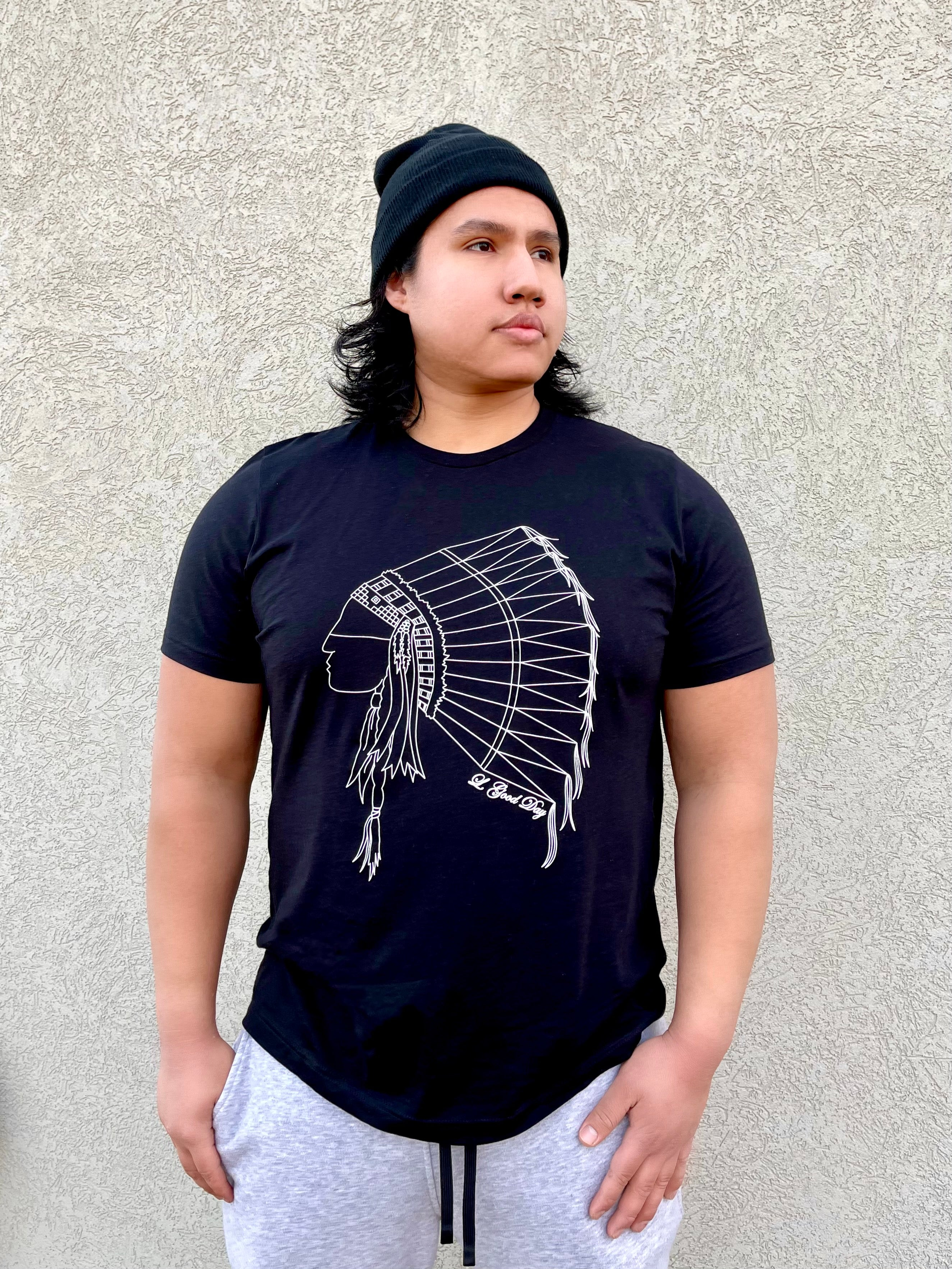 Warbonnet Legacy Tee - Classic Black