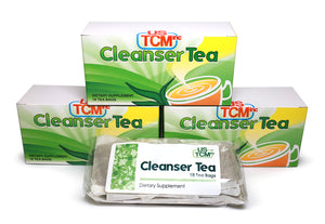 Cleanser Tea | Unsweetened | Weight Loss Aid | 100% Natural