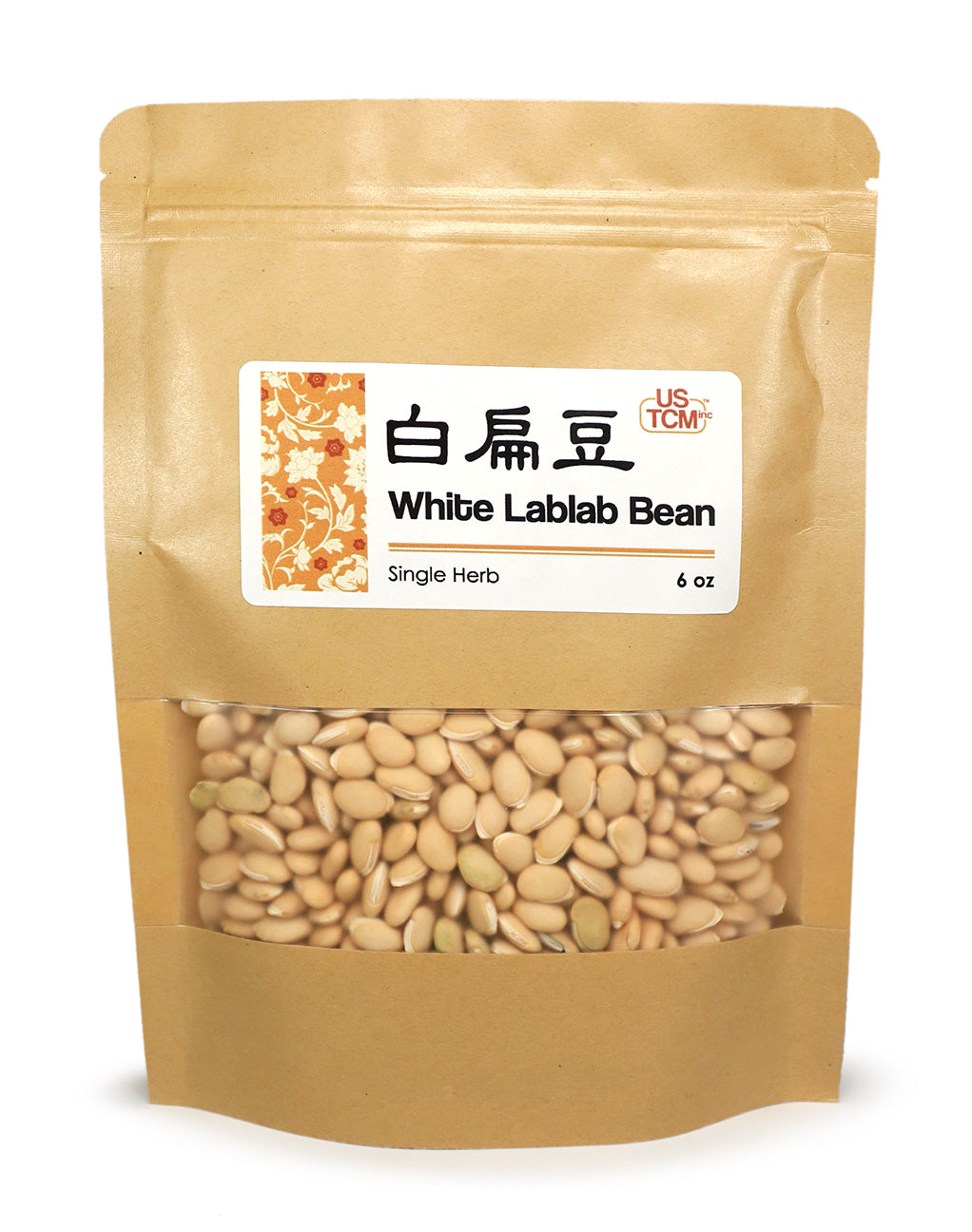 High Quality White Lablab Bean Bai Bian Dou