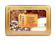 Cordyceps & Scallop Anti-Aging Soup Mix