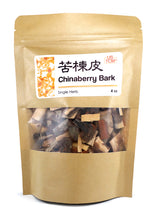 Chinaberry Bark Ku Lian Pi