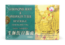 Codonopsis Root & Ophiopogon Tuber Beverage Low Sugar