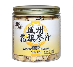 Wisconsin American Ginseng Slices Perfect for Making Teas