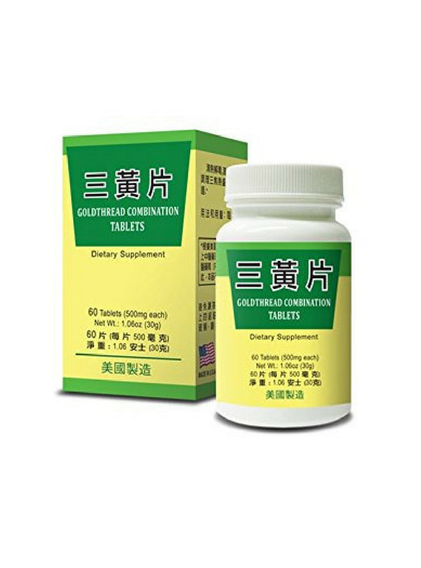 Goldthread Combination Tablets