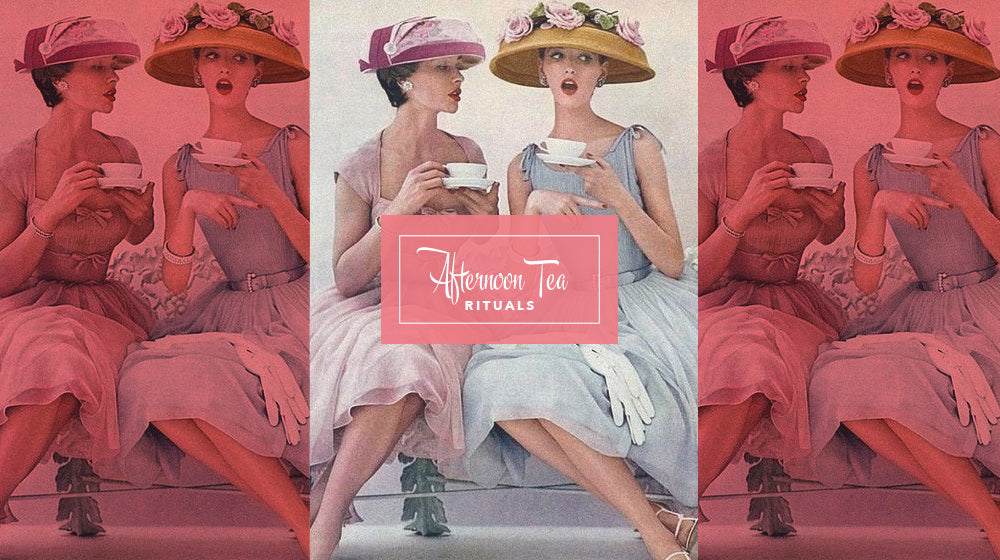 British Style: How to support your Afternoon Tea Habit