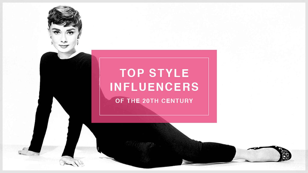 Twelve Top Style Influencers of the 20th Century We're Still Listening to Today