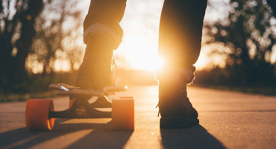 The Strailboard is a new choice if you want a Electric Skateboard