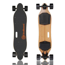 Load image into Gallery viewer, Dual Motor Wheel Off Road Electric Skateboard
