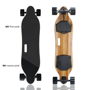 Dual Motor Wheel Off Road Electric Skateboard