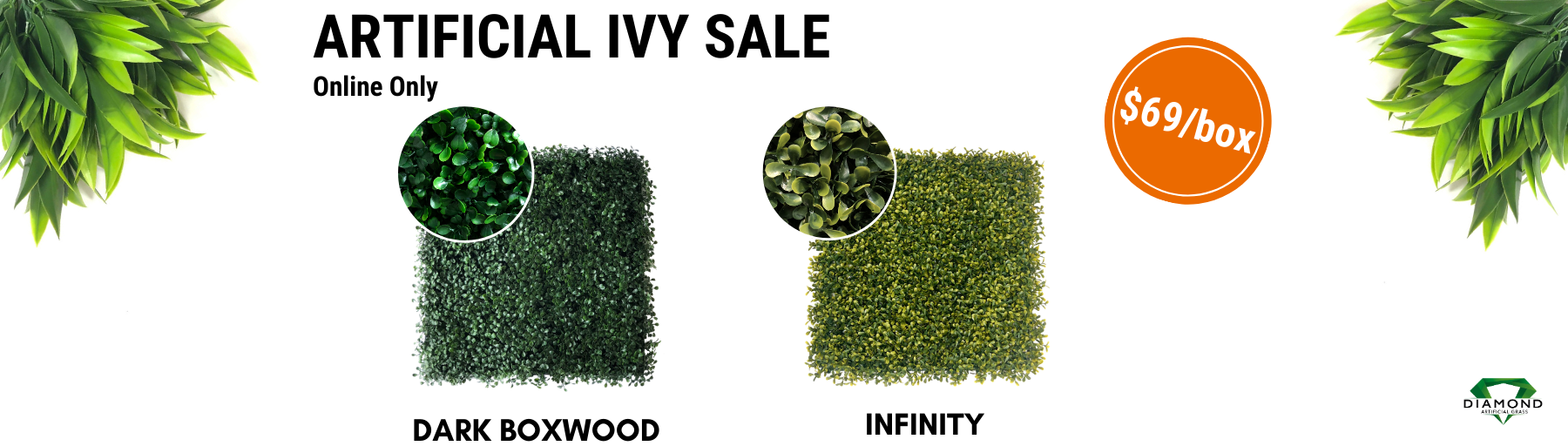 ARTIFICIAL LIVING WALL SALE