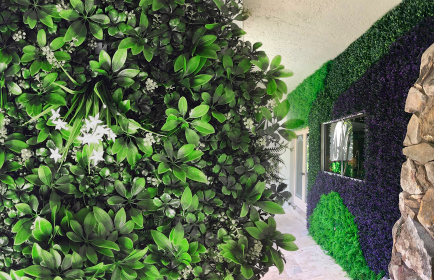 Why An Artificial Living Wall Should be on Your Shopping List