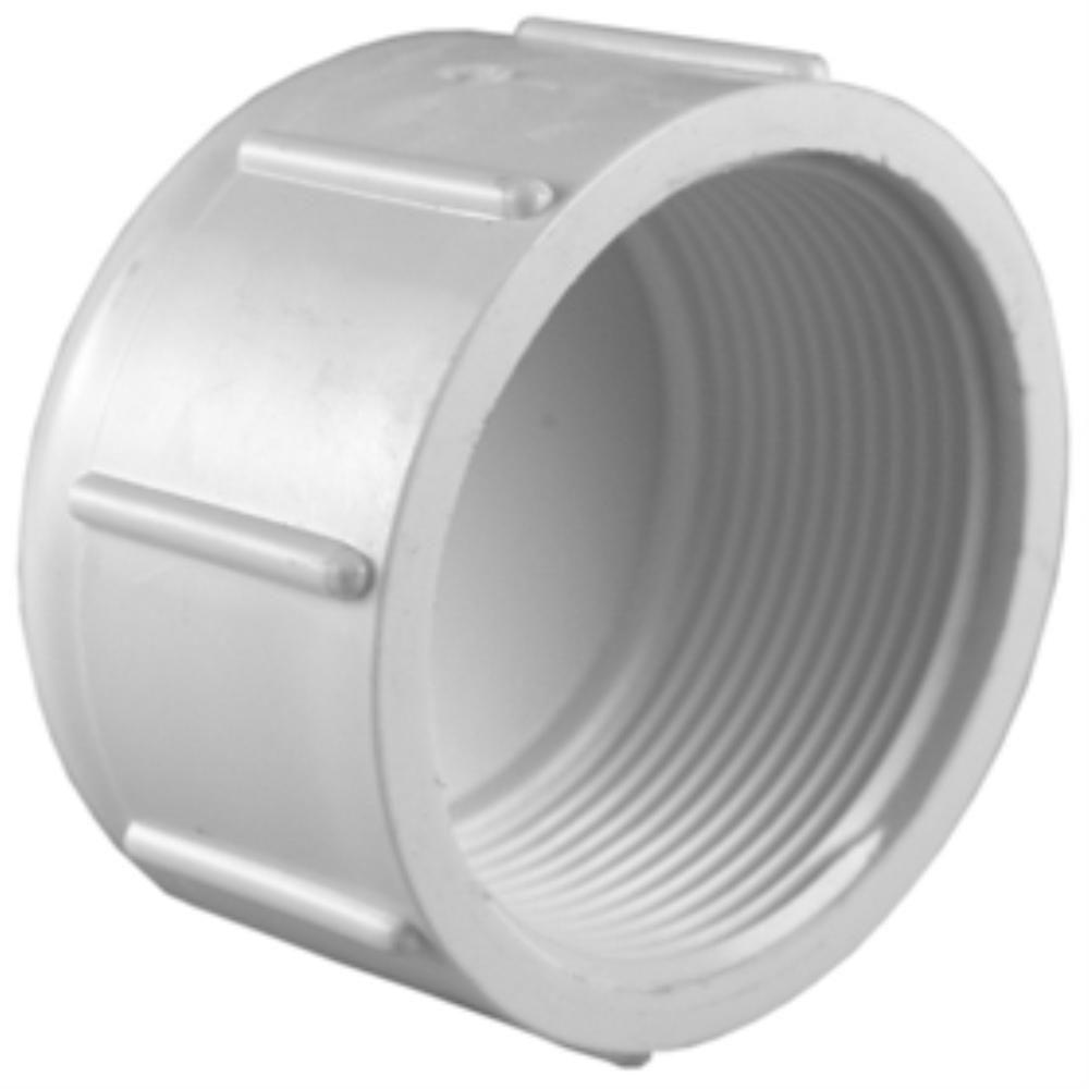 "Funny Pipe - Sprinkler Cap Piece: B - Screw In - 1/2"" (#10350)"