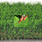 Invert Cutter - Knife designed for top cutting Artificial Grass - Quick-release blade option - 1-piece durable nylon construction offers long-lasting performance (Free Blades included) (#11200)