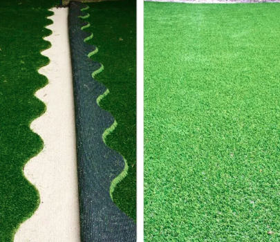 SuperSeam Tool - Lawn - 6' - Integration Gadget used to Create an Undetectable seam in Artificial Grass with short / curled yarn fibers - Constructed out of Durable Aluminum / Made 100%  in the USA (#11360)