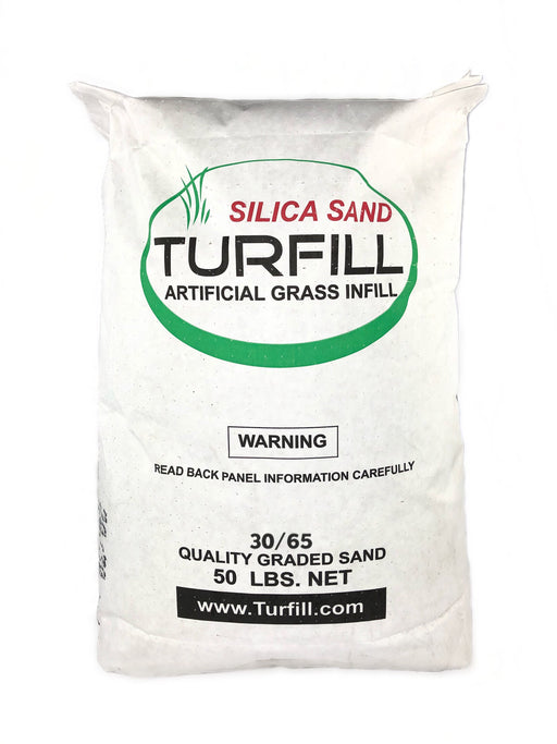 Silica Sand Infill - Golf  - 30/65 - 50Lb Bag (#11660)