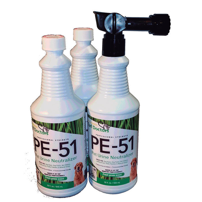 PE-51 - Turf Deodorizer - 32oz. Bottle - (#11730)