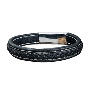 Stainless Steel Men's Masculine Predator Blocker Bracelet