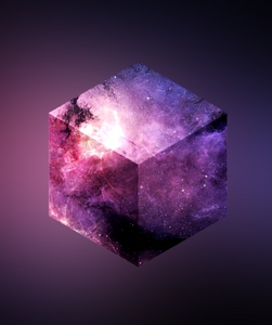THE PURPLE CUBE : RAPID MONEY MANIFESTATION FOR THE BOLD & DARING