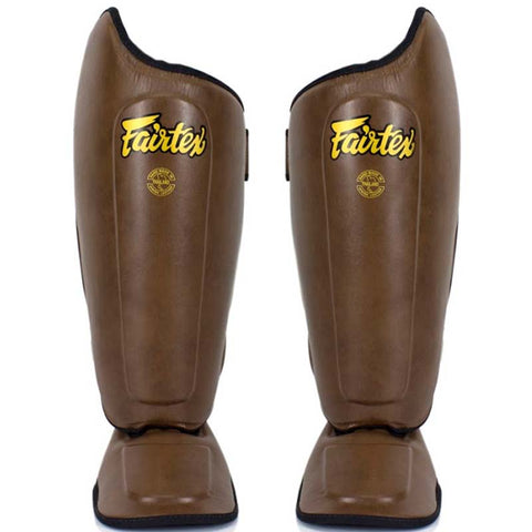 Fairtex SP8 Vintage Shinguards
