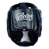 Fairtex HG13 Headgear - Dark Blue