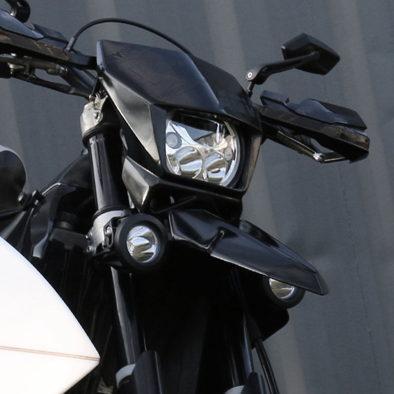 ADV Motorcycle LED Light Outfitting Guide - Find What's Right For