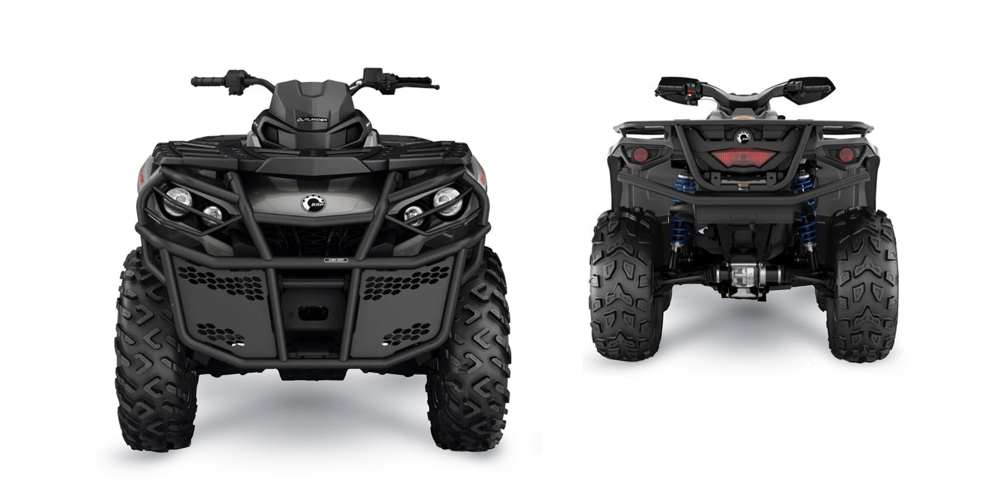 Can Am Outlander LED Outfitting Guide