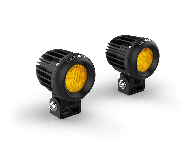 Amber TriOptic™ Lens Kit for D2 LED Lights