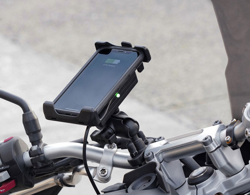Wireless Charging Phone Mount with CANsmart™ Connection