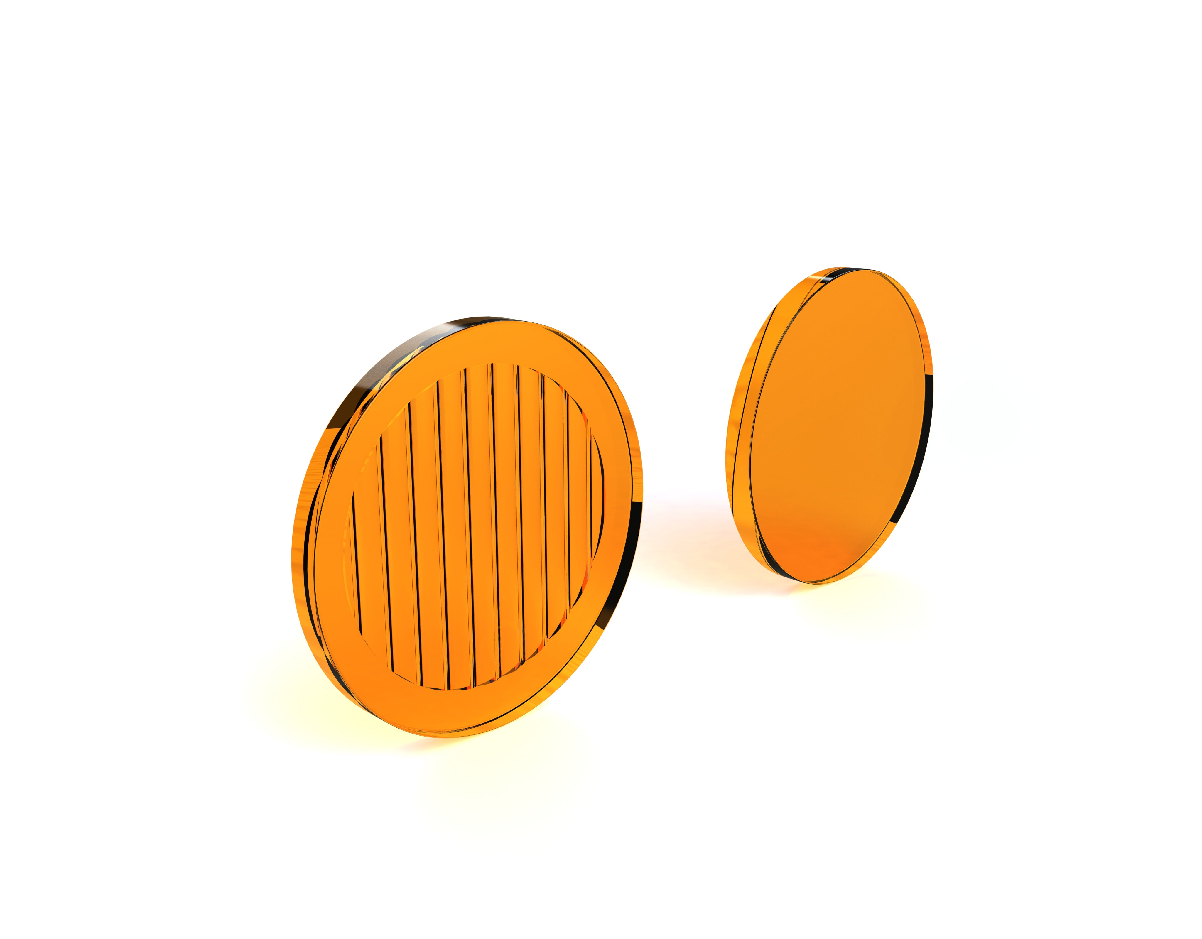 Image of TriOptic™ Lens Kit for DM LED Lights - Amber or Selective Yellow