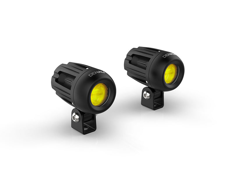 TriOptic™ Lens Kit for DM LED Lights - Amber or Selective Yellow
