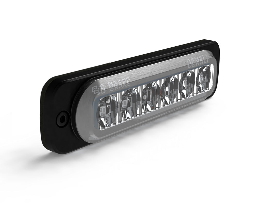 B6 LED Brake Light Kit with Flush Mount