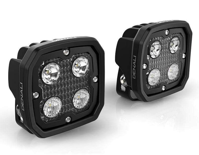 M7 DOT LED Headlight Module Kit - Jeep Wrangler JK '07-'18 & Wrangler TJ '96-'06