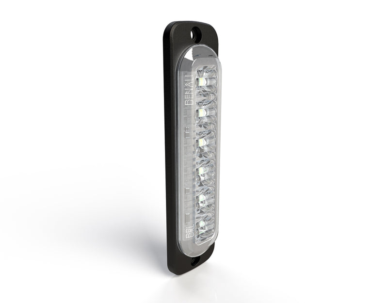 DRL Visibility Lighting Kit with Flush Mount - White or Amber