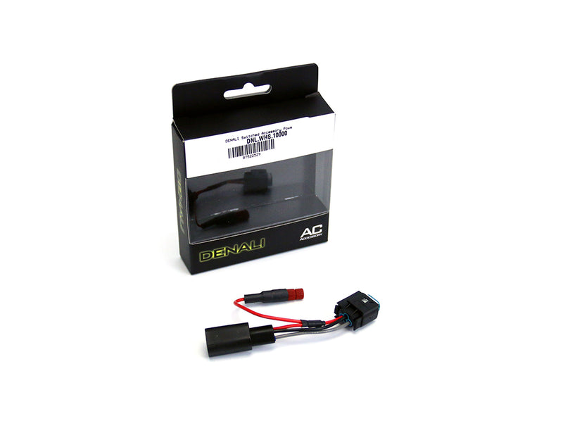 Switched Power Adapter - Select BMW Motorcycles