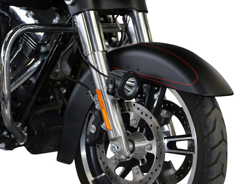 Driving Light Mount - Select Harley-Davidson Motorcycles