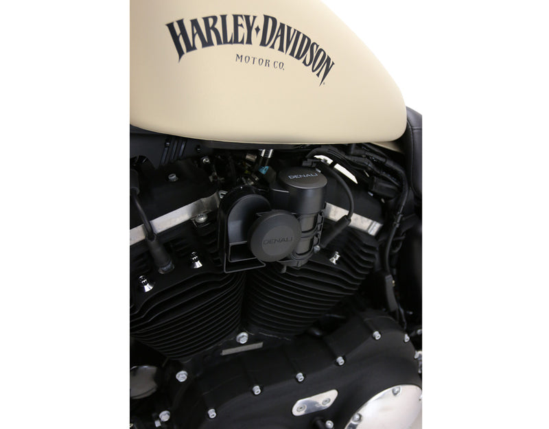 Horn Mount - Select Harley Davidson Motorcycles