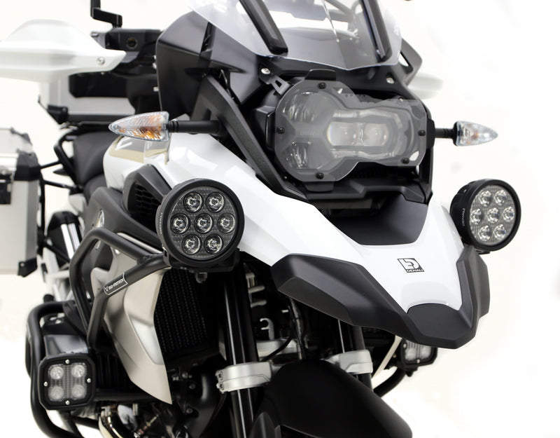 Driving Light Mount - BMW R1250GS '19-'20 & R1200GS '13-'18