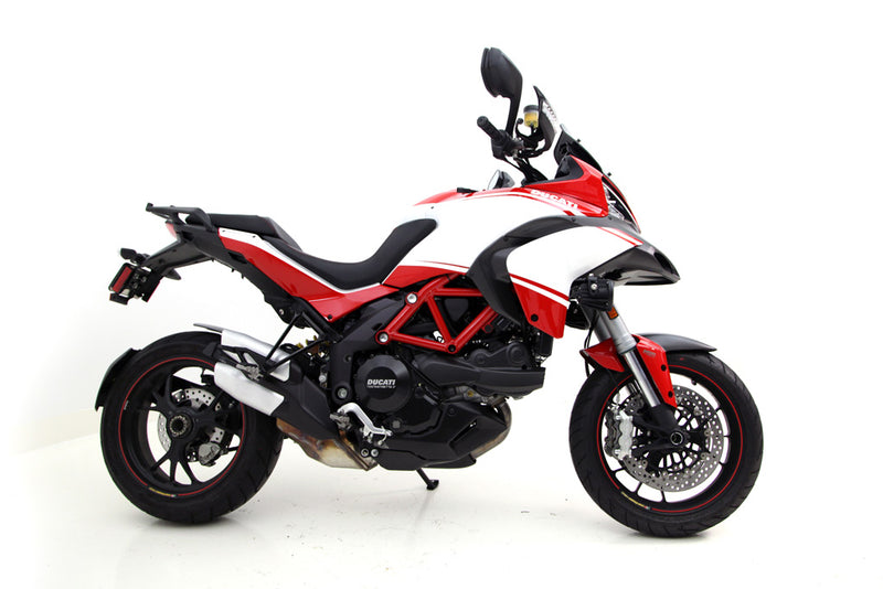 Driving Light Mount - Ducati Multistrada 1200 '10-'14