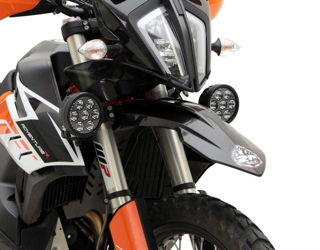 Driving Light Mount - KTM 790 Adventure & 790 Adventure R '19-'20