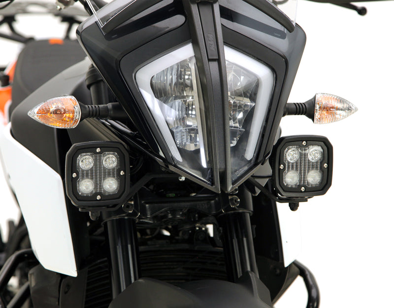 T3 Switchback M8 LED Turn Signals - Front