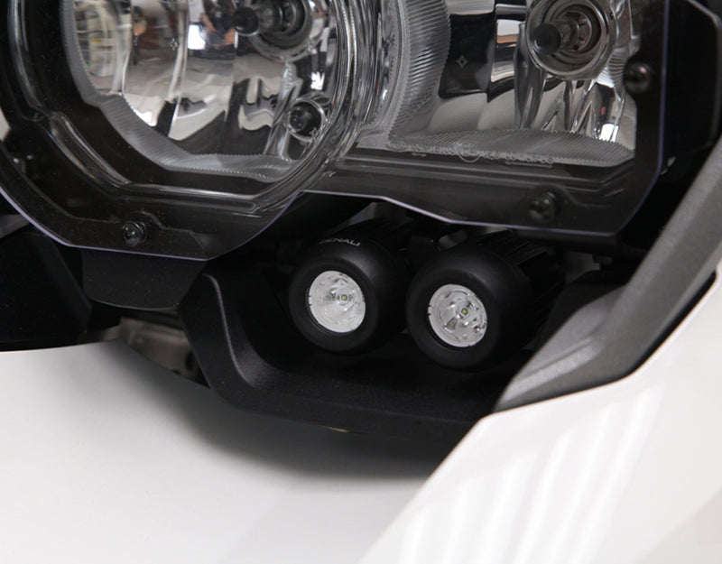 Flush Mount DM Light Kit - BMW R1200GS LC '13-'18