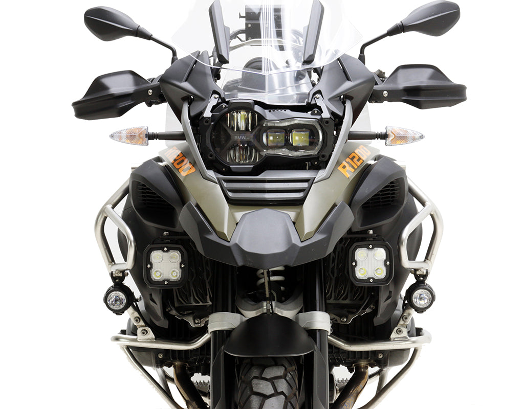 Driving Light Mount - BMW R1200GSA '14-'18