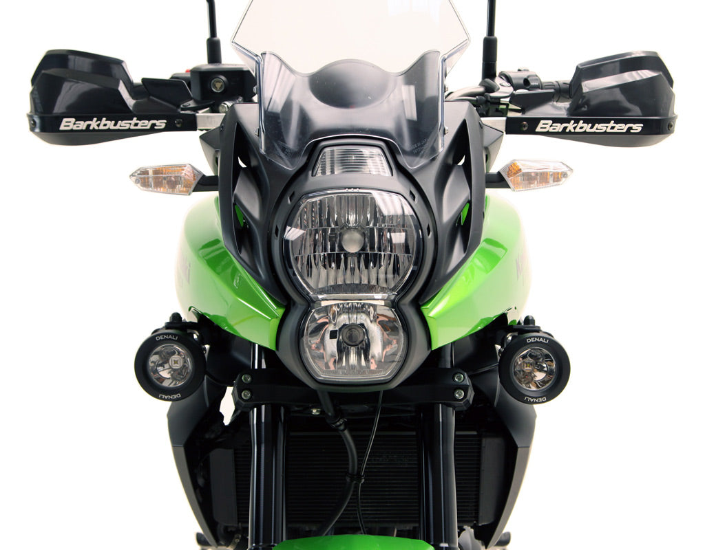 Driving Light Mount - Kawasaki Versys 650 '10-'14