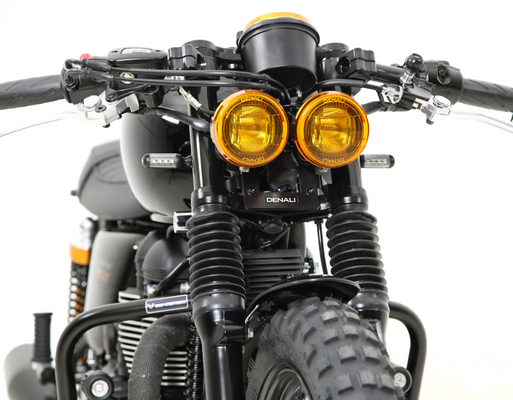 DR1 Headlight Kit - Triumph Bonneville, Thruxton & Scrambler '04-'18