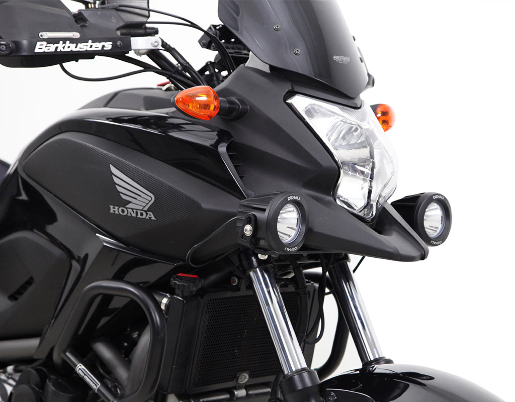 Driving Light Mount - Honda NC700X '12-'17 & NC750X '14-'20