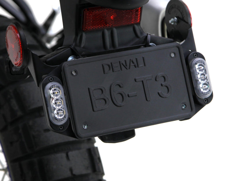 T3 Modular Switchback Signal Pods - Rear